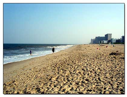 Ocean City Maryland Beach