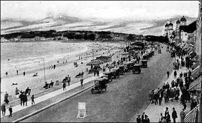 Early 1920 S Revere Beach Old Boardwalk Picture