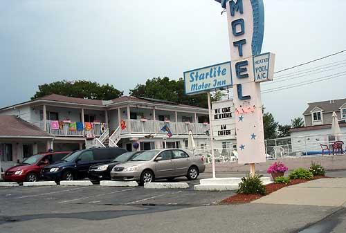 Atlantis On The Beach And Sea Drift Motel Crosswinds Cottages Friendship Motor Inn